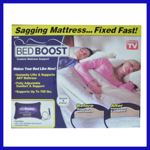 AS SEEN ON TV New bed boost home product healthy bedding set