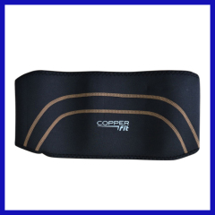 premium exercise pressurized mesh compressor waist trimmer belt back pain copper fit back pro belt