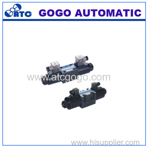 High pressure Solenoid operated directional Valve