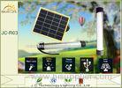6V 500mA Poly - Sillicon LED Solar Torch Light Solar Flashlight For Camping