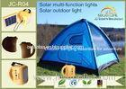 Multifunctional Customized Solar Camping Lanterns Charging For Mobile Phone / Computer