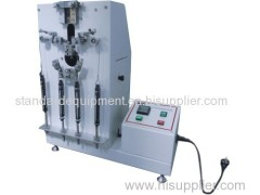 Zipper Testing Machine test equipment