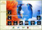 Siren Dynamo Solar LED Emergency Light With Escape Hammer / Seat Belt Cutter