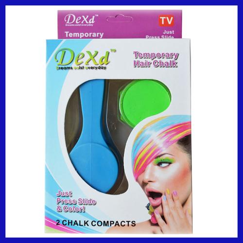 DeXd temporary hair chalk