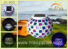 Colorful Gift Solar Camping Lanterns Solar Powered Night Light For Children Room
