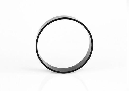 Permanent sinter or cast aluminum nickel cobalt magnet