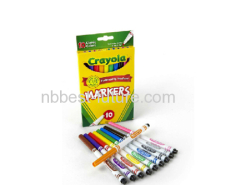 Promotional Gift Multi-color Set Water Color Pen for Kids