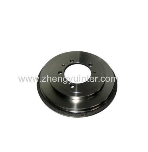 Grey Iron Brake drum for Toyota