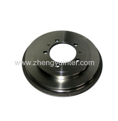 Grey Iron Brake drums Casting Parts of Toyota OEM