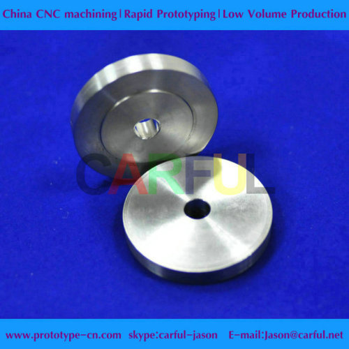 CNC Milling Machined Anodized Aluminum Parts Rapid Prototype