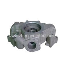 machine base casting parts OEM