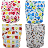 Beilesen high quality printed fashion cloth diaper