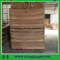 China Factory cheap price wood veneer supplier/wood veneer face for plywood /best prices face veneer