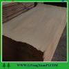 artificial wood red OAK door veneer ayous raw material for fancy plywood