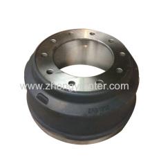 Grey Iron Brake drum Casting Parts for Toyota OEM