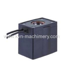 KWRE-14 Magnetic valve spinning machine