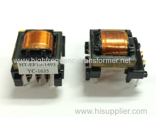 EF Flyback Transformer High Frequency Customized Designs are