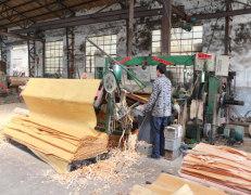 Linyi Liyong Rotary Cut Veneer Factory