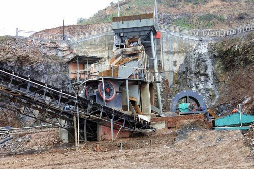 cement grinding mill with coal gas burners