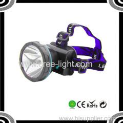 POPPAS T58 Emergency Hunting Camping Rechargeable Headlamp /Led Flashlighting