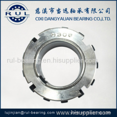 Bearing parts adapter bushing block