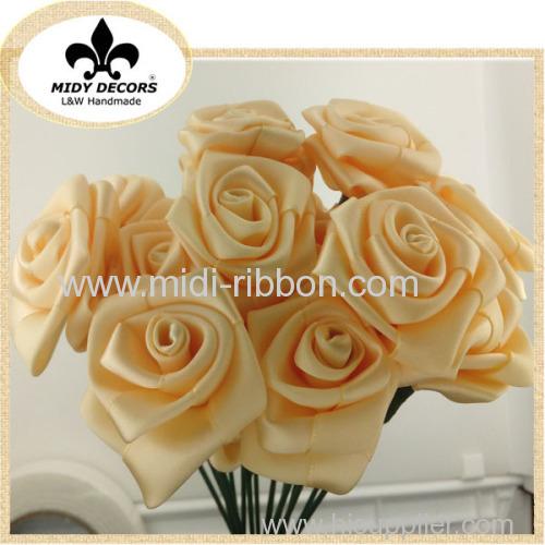 Artificial rose flower for wedding