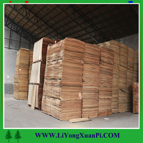 Africa Mahogany Crotch Veneer From China Manufacturer