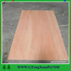 Plywood keruing face veneer