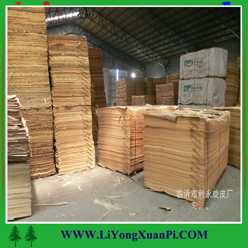 0.3mm nature gurjan wood veneer wood veneer