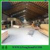 Artificial recomposed white oak wood veneer door skin decoration veneeer with FSC certification