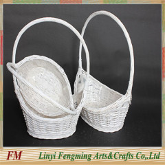 Flower basket for him