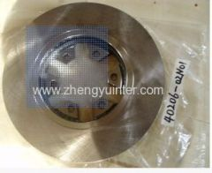high quality brake disc Casting Parts for Toyota