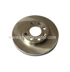 Grey iron Toyota brake disc Casting Parts OEM
