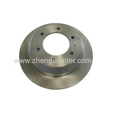 Grey Iron Brake Discs Casting Parts for LADA SAMARA