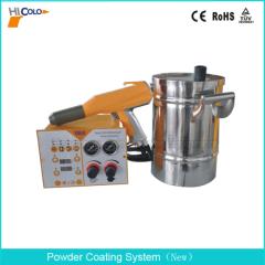 metal spray coating machine
