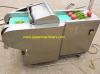 Multifunctional vegetable and fruit cutting machine