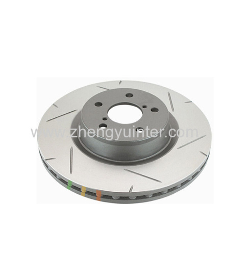 Grey iron SKODA brake rotos Casting Parts PRICE