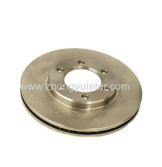 Grey Iron Brake Disc Casting Parts for HYUNDIA price