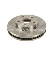 Grey iron Audi brake rotors casting parts price