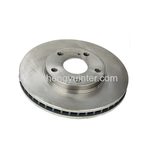 Grey Iron Brake Rotors Casting Parts for NISSAN