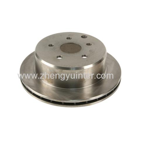 Grey Iron Brake Disc Casting Parts for LADA KALINA OEM