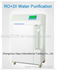 Laboratory Deionized Water Purification Systems