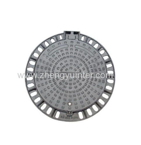 Ductile Iron Manhole Cover sEN124 manufacturer