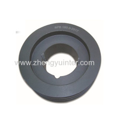 Ductile iron casting driving pelley Casting Parts OEM