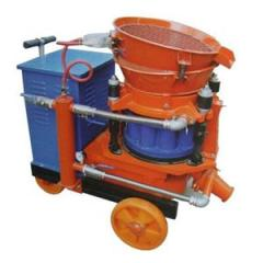 Ready Mix Smooth Flow wet type Concrete Shotcrete Machine