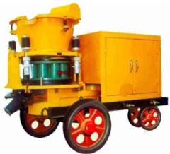 PZ dry-type shotcrete machine