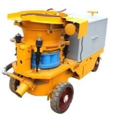 Export to Southeast Asia Used Shotcrete Machine / Shotcrete Sprayer Machine PZ
