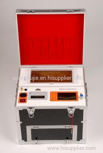 Digital Display Oil BDV Test Set