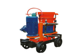 PZ wet shotcrete machine with best price
