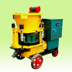 Professional PZ series explosion-proof shotcrete machine--dry type with best price